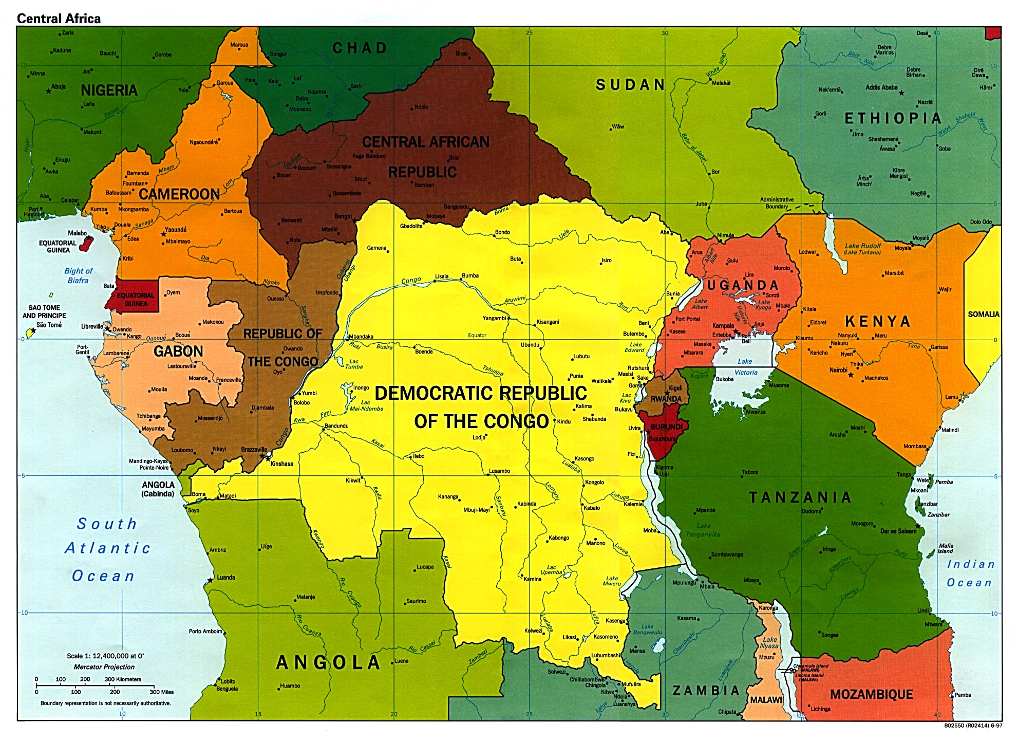 Gold and Ethnic Conflict in the Ituri Region