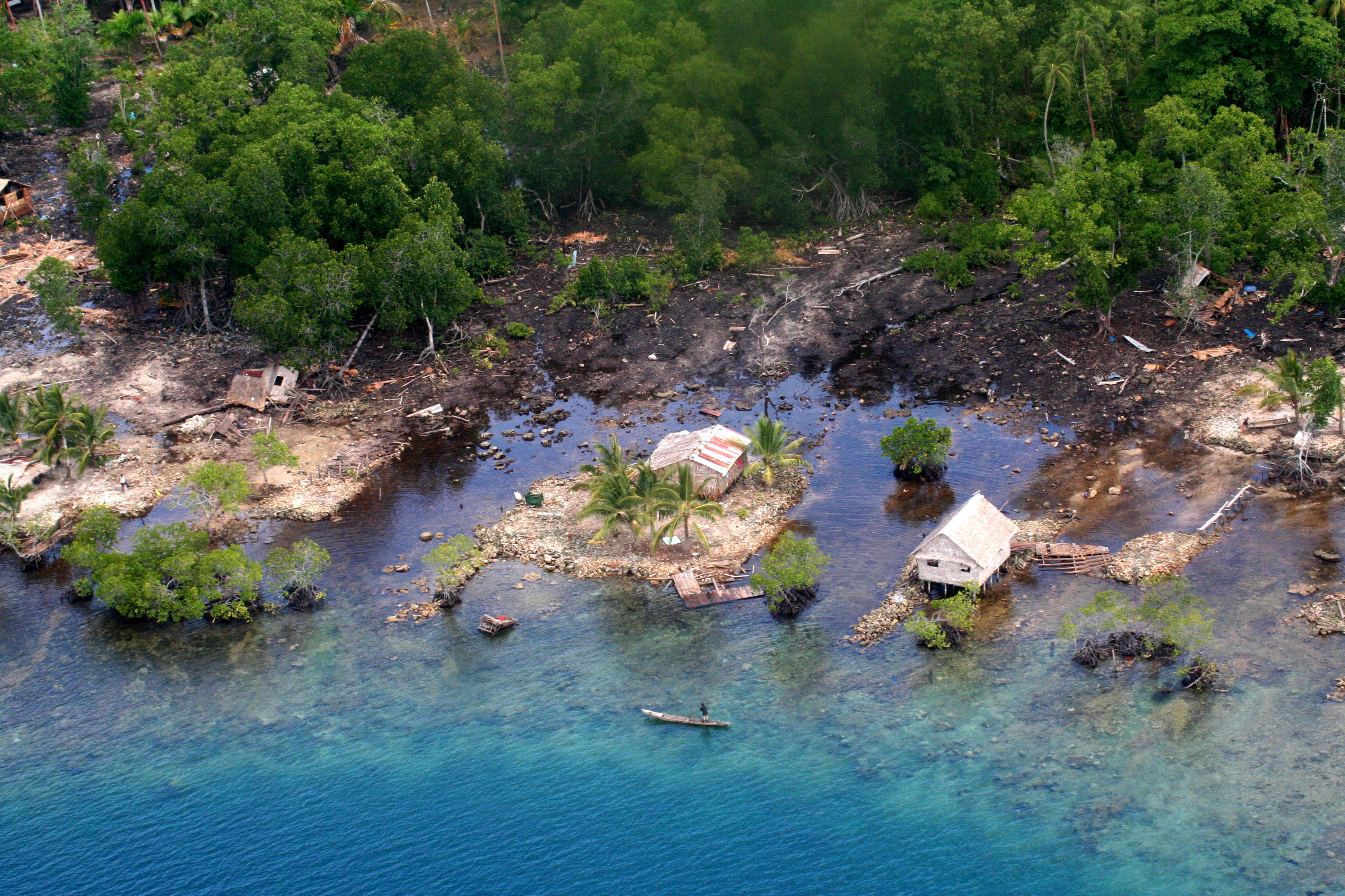 Solomon Islands Problems