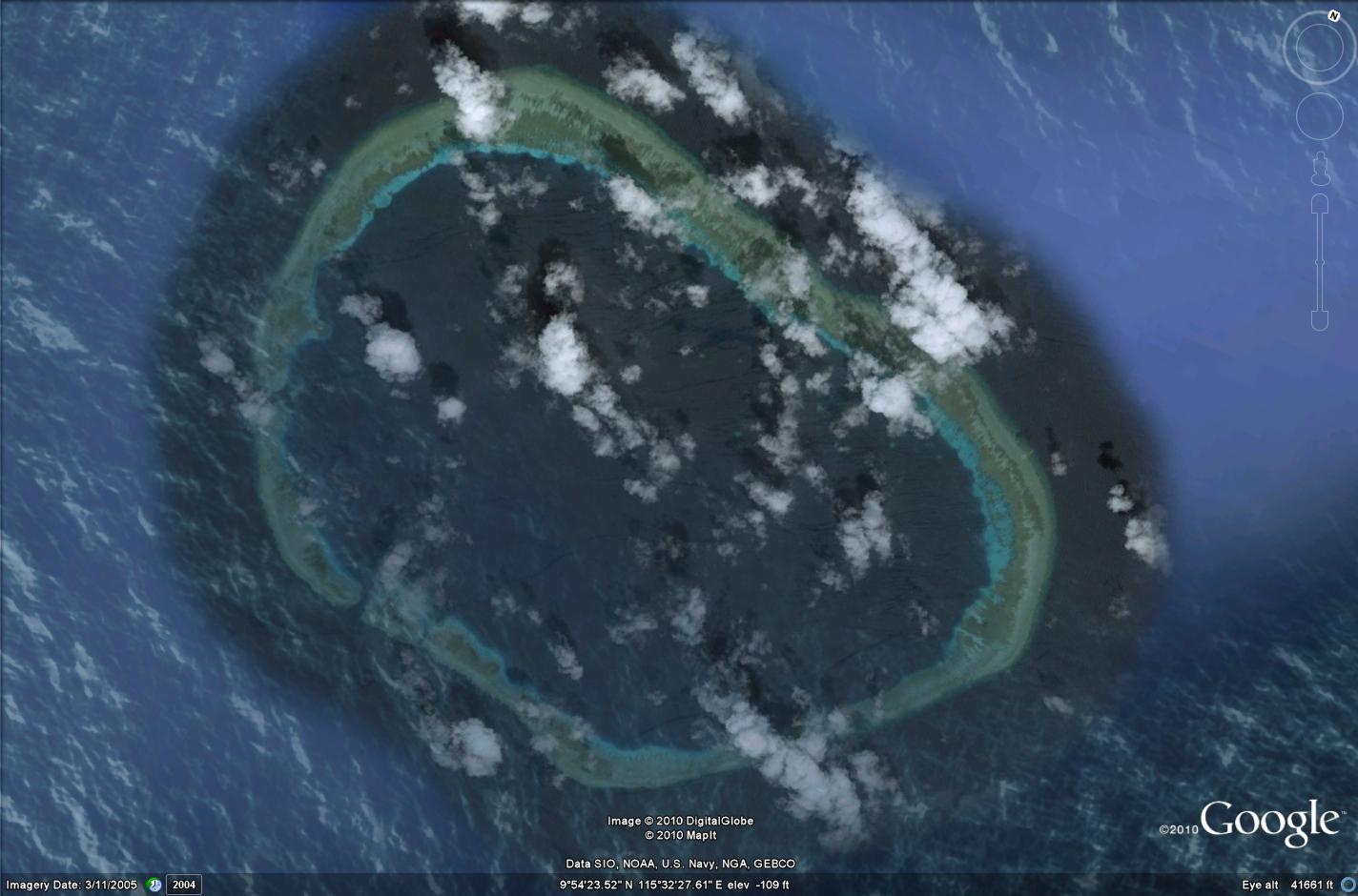 rubi reef spratlys