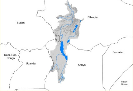 Gibe III Dam In Ethiopia Water Sources In The Area