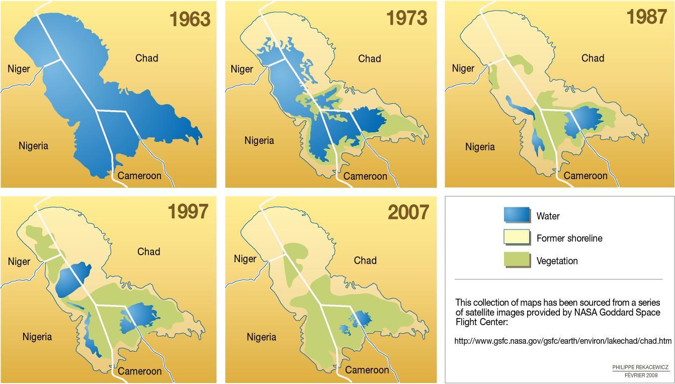 """Resultat d'imatges per a """"chad lake conflicts"""""""